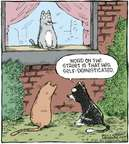 Cartoonist Dave Coverly  Speed Bump 2010-03-05 wildlife