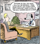 Cartoonist Dave Coverly  Speed Bump 2010-03-15 prescription