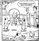 Cartoonist Dave Coverly  Speed Bump 2010-04-14 pet care
