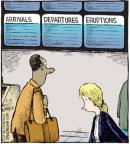 Cartoonist Dave Coverly  Speed Bump 2010-05-03 air traveler