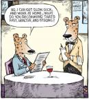 Cartoonist Dave Coverly  Speed Bump 2010-05-10 cheetah