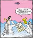 Cartoonist Dave Coverly  Speed Bump 2010-05-14 bluebird