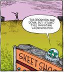 Cartoonist Dave Coverly  Speed Bump 2010-05-27 gun
