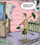 Cartoonist Dave Coverly  Speed Bump 2010-06-16 poop