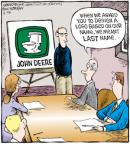 Cartoonist Dave Coverly  Speed Bump 2010-06-26 marketing