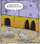 Cartoonist Dave Coverly  Speed Bump 2010-08-25 marketing