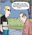 Cartoonist Dave Coverly  Speed Bump 2010-08-31 funny