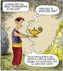 Cartoonist Dave Coverly  Speed Bump 2010-10-13 tax