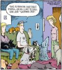 Cartoonist Dave Coverly  Speed Bump 2010-11-23 drug