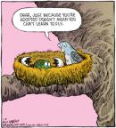 Comic Strip Dave Coverly  Speed Bump 2011-01-05 physiology