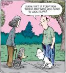 Cartoonist Dave Coverly  Speed Bump 2011-01-26 funny