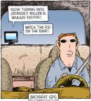 Cartoonist Dave Coverly  Speed Bump 2011-03-07 position