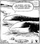 Cartoonist Dave Coverly  Speed Bump 2011-04-11 please