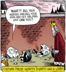 Comic Strip Dave Coverly  Speed Bump 2011-06-06 horse
