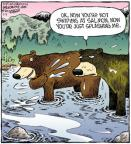 Cartoonist Dave Coverly  Speed Bump 2011-07-05 wildlife