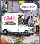 Cartoonist Dave Coverly  Speed Bump 2011-07-11 gardening