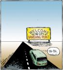 Cartoonist Dave Coverly  Speed Bump 2011-11-19 point