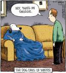 Comic Strip Dave Coverly  Speed Bump 2011-12-14 cold