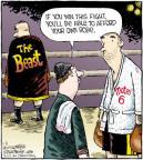 Cartoonist Dave Coverly  Speed Bump 2012-01-03 coach