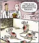 Cartoonist Dave Coverly  Speed Bump 2012-01-25 vegetable