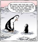 Cartoonist Dave Coverly  Speed Bump 2012-03-28 climate