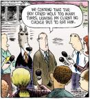 Cartoonist Dave Coverly  Speed Bump 2012-04-07 many