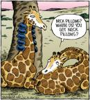 Cartoonist Dave Coverly  Speed Bump 2012-06-01 neck