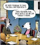 Cartoonist Dave Coverly  Speed Bump 2012-06-25 professional