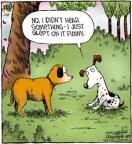 Cartoonist Dave Coverly  Speed Bump 2012-10-09 neck