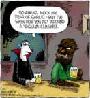 Cartoonist Dave Coverly  Speed Bump 2012-10-10 gun