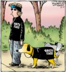 Cartoonist Dave Coverly  Speed Bump 2012-10-30 south