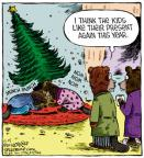 Cartoonist Dave Coverly  Speed Bump 2012-12-25 tree