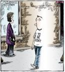 Cartoonist Dave Coverly  Speed Bump 2013-01-03 miss