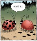 Cartoonist Dave Coverly  Speed Bump 2013-02-05 lady