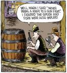 Cartoonist Dave Coverly  Speed Bump 2013-02-06 gun