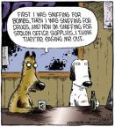 Cartoonist Dave Coverly  Speed Bump 2013-02-08 drug