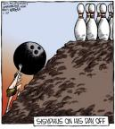 Cartoonist Dave Coverly  Speed Bump 2013-02-20 ball