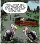 Cartoonist Dave Coverly  Speed Bump 2013-04-11 great