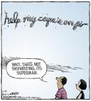 Cartoonist Dave Coverly  Speed Bump 2013-04-25 fire