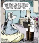 Cartoonist Dave Coverly  Speed Bump 2013-05-21 veterinarian
