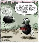 Cartoonist Dave Coverly  Speed Bump 2013-06-13 today