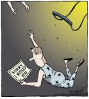 Cartoonist Dave Coverly  Speed Bump 2013-06-15 miss