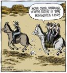 Comic Strip Dave Coverly  Speed Bump 2013-06-17 carpool