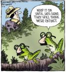 Cartoonist Dave Coverly  Speed Bump 2013-06-26 science