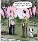 Cartoonist Dave Coverly  Speed Bump 2013-07-11 behavior
