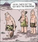 Cartoonist Dave Coverly  Speed Bump 2013-07-18 mock