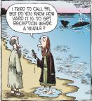 Cartoonist Dave Coverly  Speed Bump 2013-07-20 911
