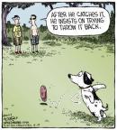 Cartoonist Dave Coverly  Speed Bump 2013-08-19 catch