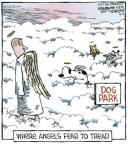 Cartoonist Dave Coverly  Speed Bump 2013-09-02 poop