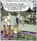 Cartoonist Dave Coverly  Speed Bump 2013-09-09 pharmaceutical